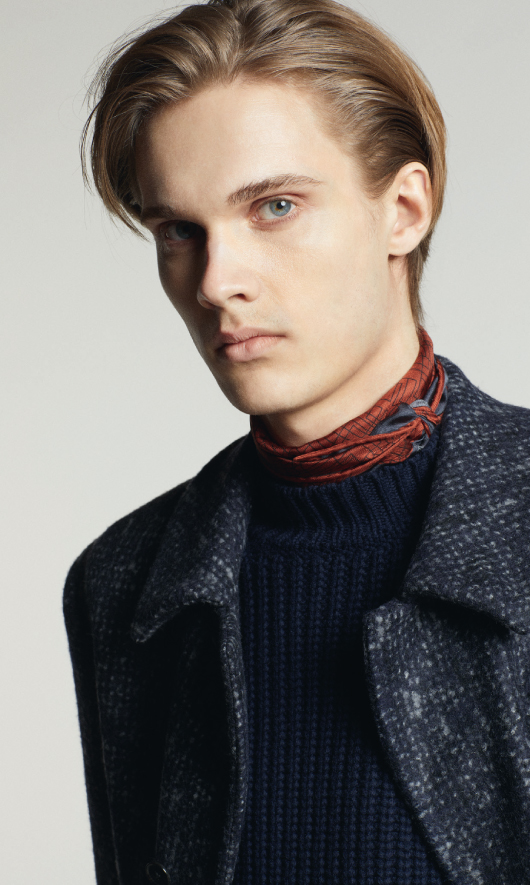 Look Book Pal Zileri Fall Winter 2017 // Mauro Ravizza Krieger